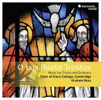 CD Shop - O LUX BEATA TRINITAS CHOIR OF CLARE CO