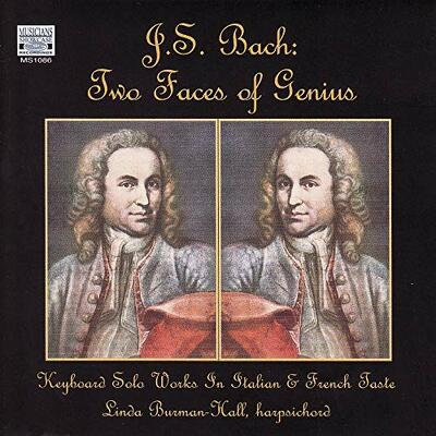 CD Shop - BACH COMPLETED WORKS 3: THE FRENCH FAC