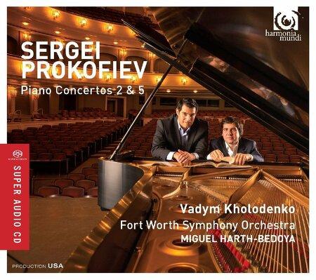 CD Shop - V.KHOLODENKO PROKOFIEV PIANO SONATA NO.6