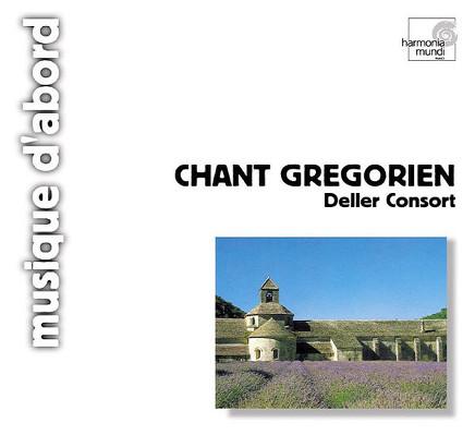 CD Shop - CHANT GREGORIEN RESPONS & MONIDES GALL