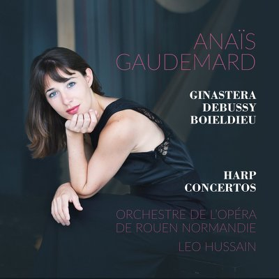 CD Shop - ANAIS GAUDEMARD SOLO