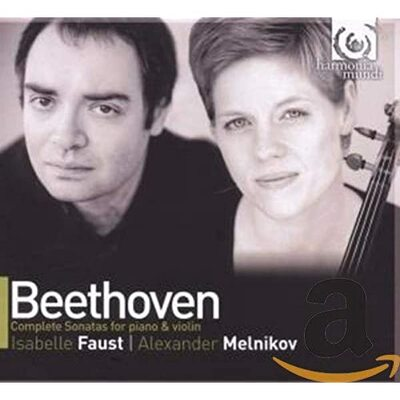 CD Shop - ALEXANDER MELNIKOV BEETHOVEN: DUOS & P