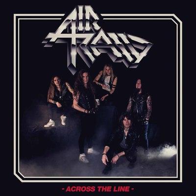 CD Shop - AIR RAID ACROSS THE LINE