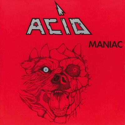 CD Shop - ACID MANIAC