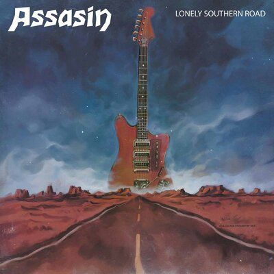 CD Shop - ASSASIN LONELY SOUTHERN ROAD