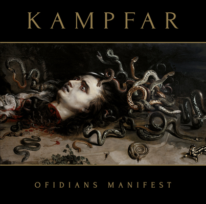 CD Shop - KAMPFAR OFIDIANS MANIFEST