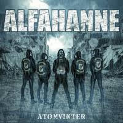 CD Shop - ALFAHANNE ATOMVINTER