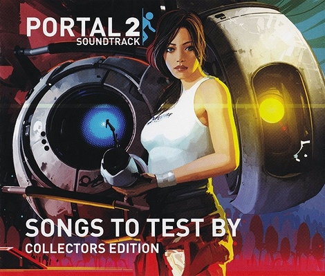 CD Shop - A.S.P.L. PORTAL 2: SONGS TO TEST BY