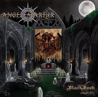 CD Shop - ANGEL MARTYR BLACK BOOK: CHAPTER ONE