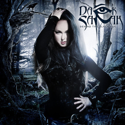 CD Shop - DARK SARAH BEHIND THE BLACK VEIL