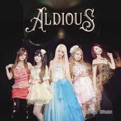 CD Shop - ALDIOUS UNLIMITED DIFFUSION