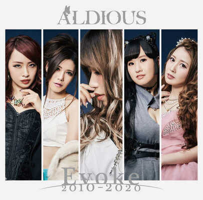 CD Shop - ALDIOUS EVOKE 2010-2020