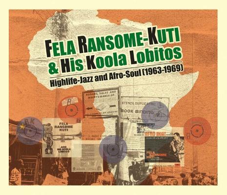 CD Shop - F.R. KUTI AND H.K. LOBITOS HIGHLIFE: J