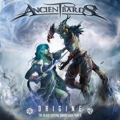 CD Shop - ANCIENT BARDS ORIGINE (THE BLACK CRYST