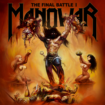 CD Shop - MANOWAR THE FINAL BATTLE I