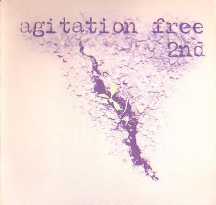 CD Shop - AGITATION FREE 2ND