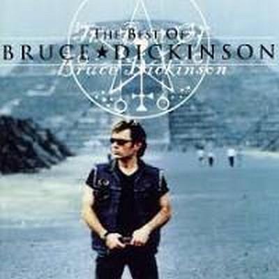 CD Shop - DICKINSON, BRUCE THE BEST OF BRUCE DICKINSON