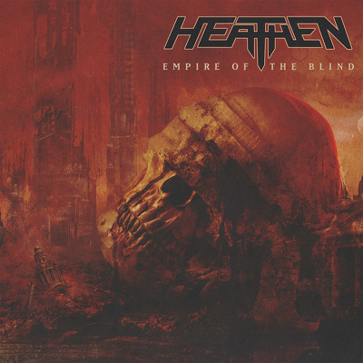 CD Shop - HEATHEN EMPIRE OF THE BLIND