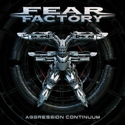 CD Shop - FEAR FACTORY AGGRESSION CONTINUUM