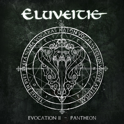 CD Shop - ELUVEITIE EVOCATION II