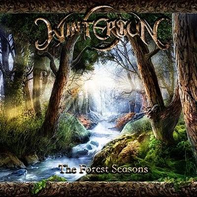 CD Shop - WINTERSUN THE FOREST SEASONS