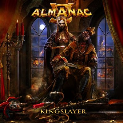 CD Shop - ALMANAC KINGSLAYER
