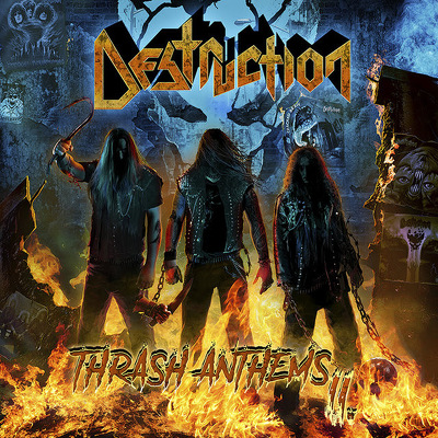 CD Shop - DESTRUCTION THRASH ANTHEMS II