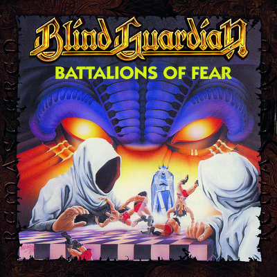 CD Shop - BLIND GUARDIAN BATTALIONS OF FEAR