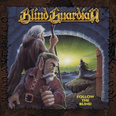 CD Shop - BLIND GUARDIAN FOLLOW THE BLIND