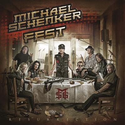 CD Shop - MICHAEL SCHENKER FEST RESURRECTION