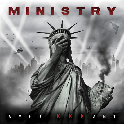 CD Shop - MINISTRY AMERIKKKANT