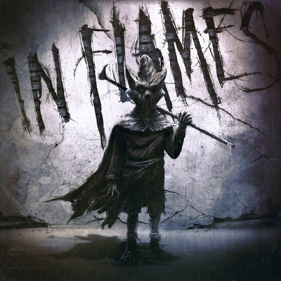 CD Shop - IN FLAMES I, THE MASK