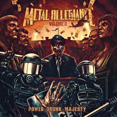 CD Shop - METAL ALLEGIANCE VOL. II: POWER DRUNK MAJESTY