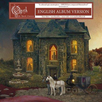 CD Shop - OPETH IN CAUDA VENENUM (ENGLISH)