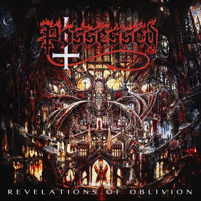CD Shop - POSSESSED REVELATIONS OF OBLIVION