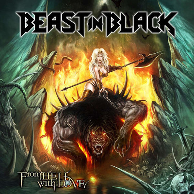 CD Shop - BEAST IN BLACK FROM HELL WITH LOVE