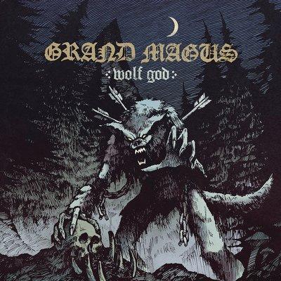 CD Shop - GRAND MAGUS WOLF GOD
