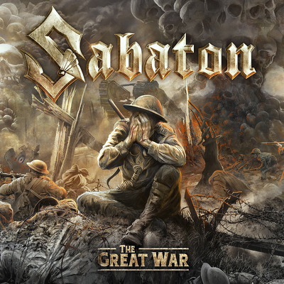 CD Shop - SABATON THE GREAT WAR (REGULAR)