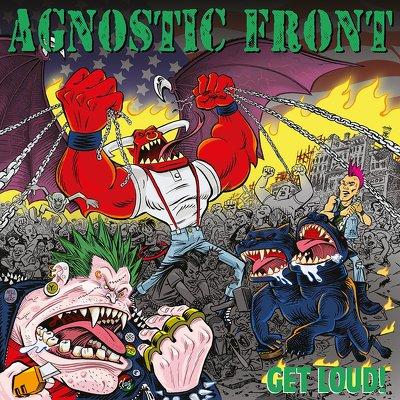CD Shop - AGNOSTIC FRONT GET LOUD!