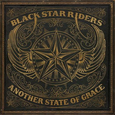 CD Shop - BLACK STAR RIDERS ANOTHER STATE OF GRA