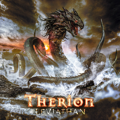CD Shop - THERION LEVIATHAN