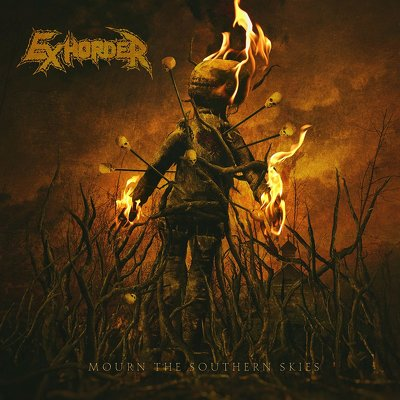 CD Shop - EXHORDER MOURN THE SOUTHERN SKIES