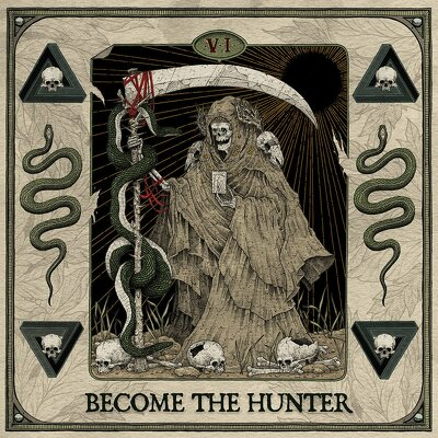 CD Shop - SUICIDE SILENCE BECOME THE HUNTER