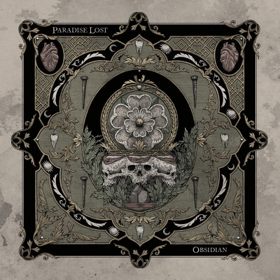 CD Shop - PARADISE LOST OBSIDIAN