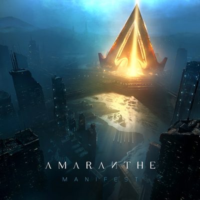 CD Shop - AMARANTHE MANIFEST