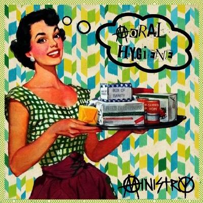CD Shop - MINISTRY MORAL HYGIENE