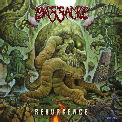 CD Shop - MASSACRE RESURGENCE