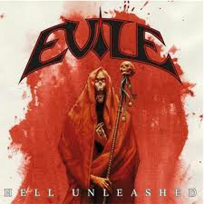 CD Shop - EVILE HELL UNLEASHED