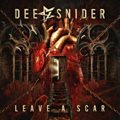 CD Shop - DEE SNIDER LEAVE A SCAR