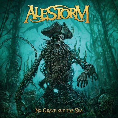 CD Shop - ALESTORM NO GRAVE BUT THE SEA